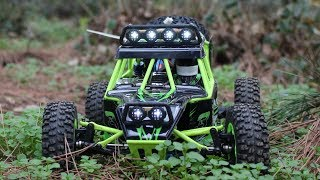 4x4 RC Off-Road Car - Fun and Powerful :D - 4WD RC Car WLtoys 12428