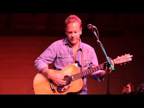 Kiefer Sutherland/Put your lights on/Morgan Hill 2014