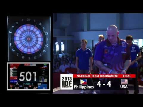 2013 IDF World Cup Teams Final (Philippines vs USA)