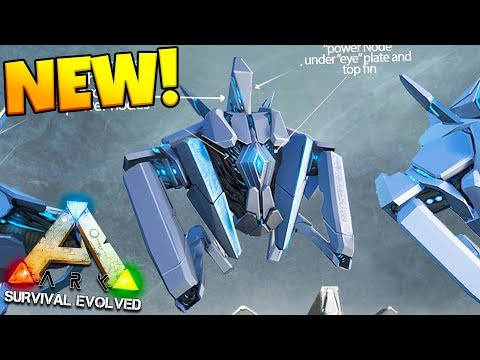 HOW TO MAKE A LAZER DRONE IN ARK - ARK SURVIVAL EVOLVED EXTINCTION EXPANSION #14