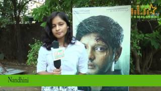 Nandhini At 54321 Movie Audio Launch