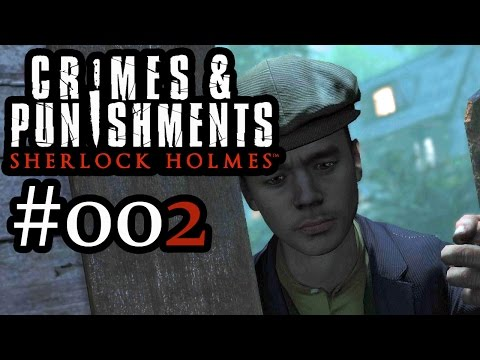 SHERLOCK HOLMES Crimes and Punishments - #002 Schweinische Experimente ~ Let's Play [Deutsch][HD]