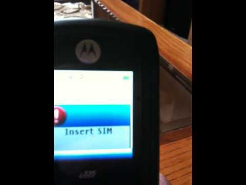 Motorola I335 (Sprint Nextel)