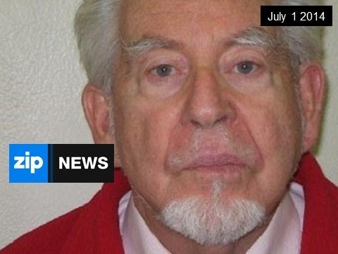 Rolf Harris Found Guilty - July 1, 2014