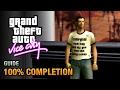 Lagu GTA Vice City - 100% Completion Guide [Done it All Trophy  Achievement]
