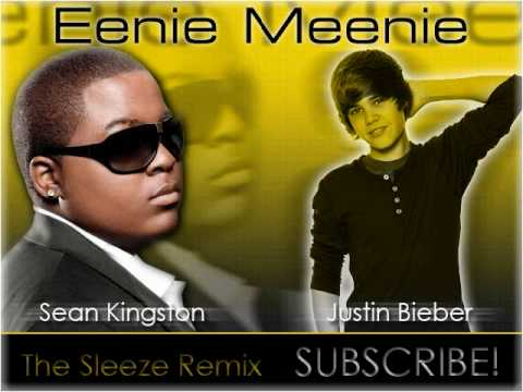 Justin Bieber & Sean Kingston - Eenie Meenie Club techno (the Sleeze Remix) video