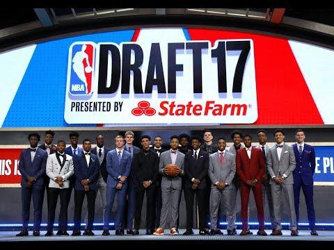 A 360 Look at the 2017 NBA Draft!