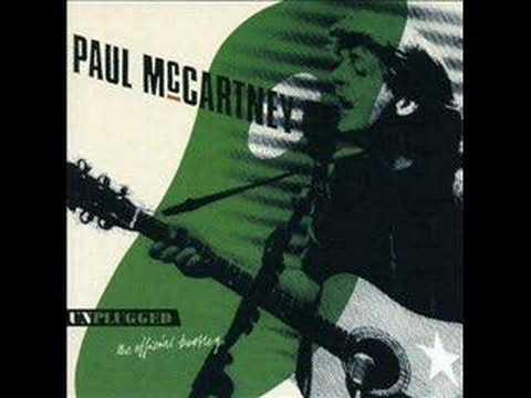 Paul McCartney - Singing The Blues