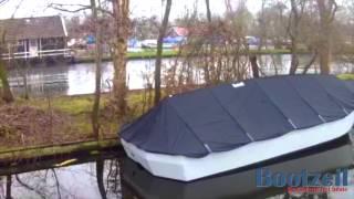 Afdekzeil voor sloep, visboot en andere open boten