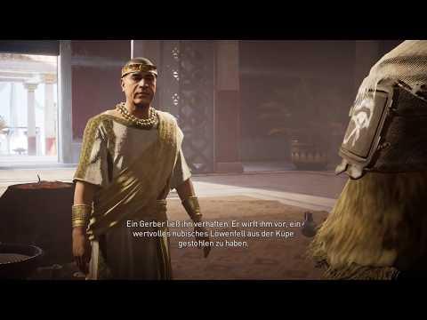 Assassins Creed Origins 027 | Trommler |