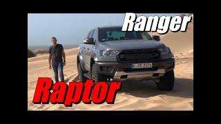Ford Ranger Raptor 2019 | Best off road car ever? | Morocco by Raptor