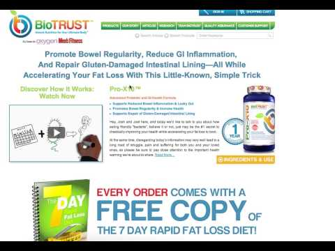 BioTrust Probiotic Supplements Pro-X10 Review