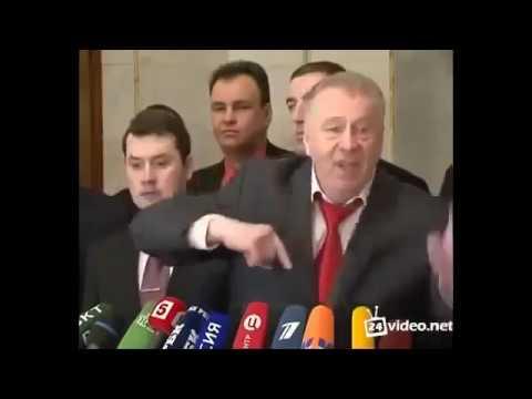 Жириновский обосрал Путина! (Вполне справедливо)