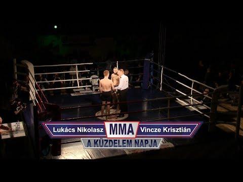 12. Lukács Nikolasz vs Vincze Krisztián (MMA)