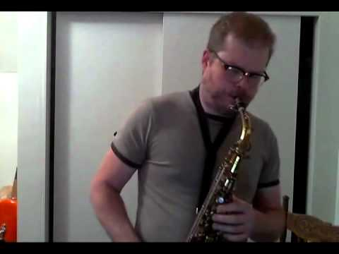 Playtest and Review of Matt Stohrer Saxophone Overhaul by Jason Dumars