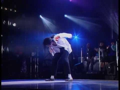 Michael Jackson - Man in the mirror  Dangerous Tour 1992 (LIVE in Bucharest,Romania)