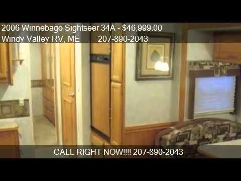 2006 Winnebago Sightseer 34A  - for sale in Waterford, ME 04
