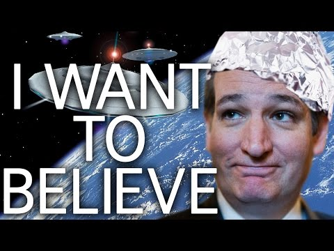 COD_Insane Conspiracy Theories Ted Cruz Actually Believes