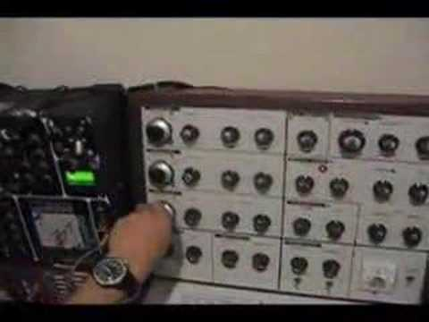 Yes Yes Yes/Orgon Modular Synthesizer/VCS-3/TR-606 Music Videos