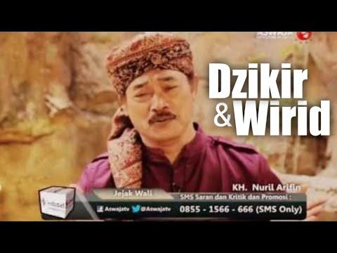 KH. Nuril Arifin Husein - Dzikir dan Wirid