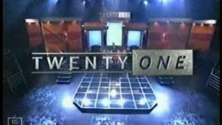 Twenty One (2000) Rahim Oberholtzer's win
