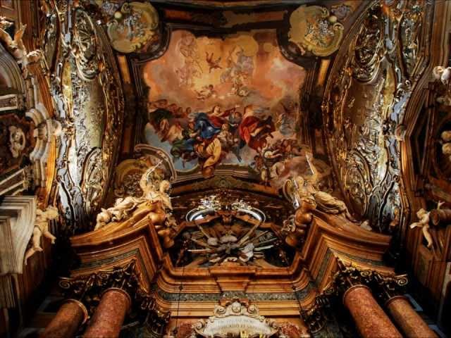 Giacomo Antonio Perti, Messa a 12 - Sinfonia & Kyrie I