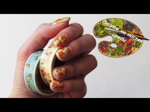 Как сделать стемпинг акриловыми красками