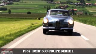 1957 BMW 503 Coupé Series 1