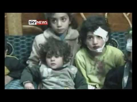 Homs, Syria: Activists Appeal To United Nations For Help