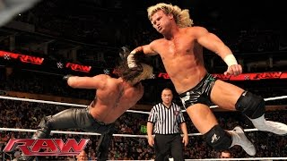 Dolph Ziggler vs. Seth Rollins - Intercontinental Championship Match: Raw, Nov. 3, 2014