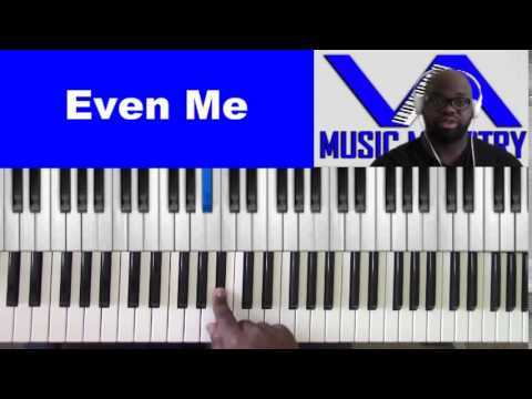 Even Me by Patrick Lundy