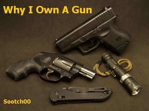 Why I Own A Gun: Self Defense Image 1