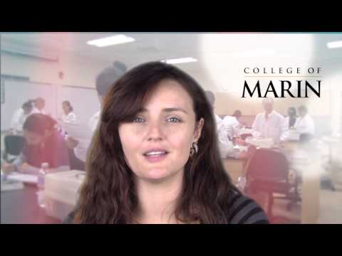 College of Marin 2013 TV spot: I BELIEVE IN COLLEGE OF MARIN