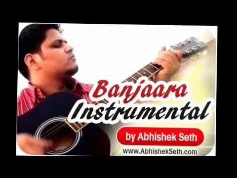 Banjara - Ek Villain | Instrumental | Md Irfan Song | By Abhishek Seth | Ringtone | Lyrics | Mp3 video