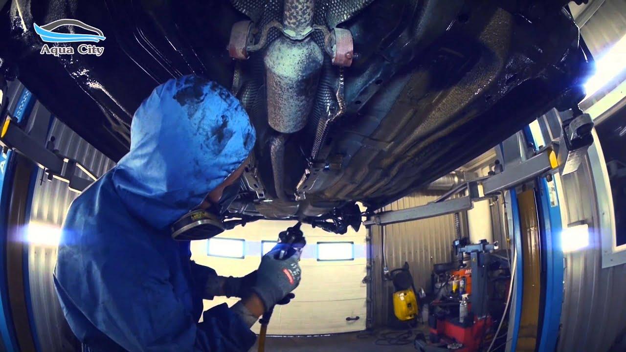 Антикоррозийная обработка авто своими руками материалы