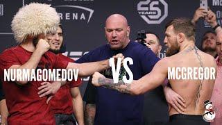 Conor McGregor VS Khabib Nurmagomedov (UFC 229)
