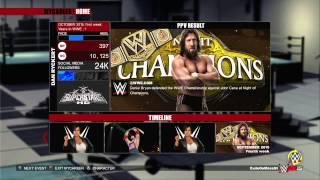 WWE 2K15 (PS4): Giant Bomb Quick Look