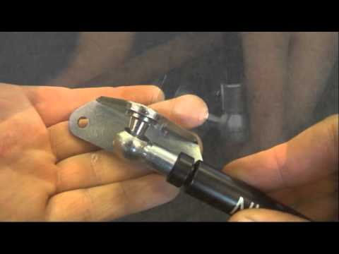 How to Fit Gas Strut To Just About Anything