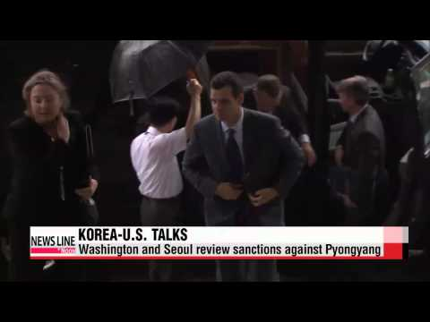 Top U.S. Treasury official on sanction affairs and S.Korean counterparts discuss