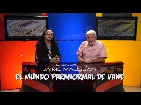 Vane y Jaime Maussan