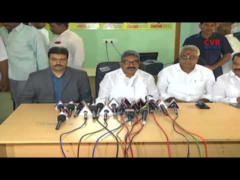 TDP MLA Alapati Rajendra Prasad Comments on Pm Modi | AP Special Status | CVR NEWS
