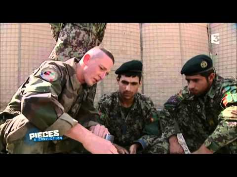 Pièces à conviction - Le cauchemar afghan -23 novembre 2011 [ENTIER]