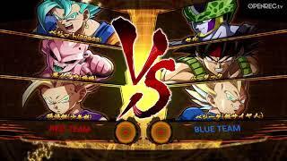 Kaimaato vs GO1: DBFZ  (Tokyo Game Show)