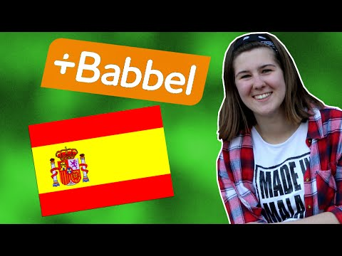 HOW TO LEARN A LANGUAGE - 3 Months Learning Spanish with Babbel