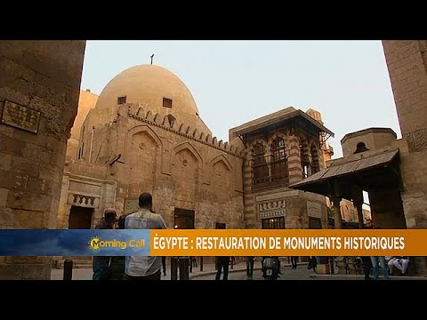 Egypt Unveils Restored Ancient Buildings [The Morning Call]