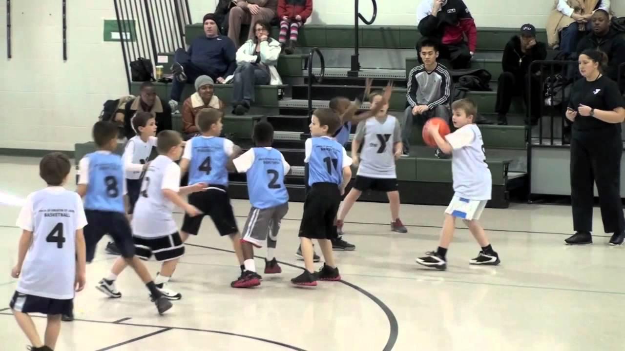 Tony Nunn Basketball 2nd Half Coach Tony Nunn