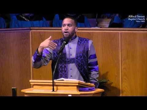 "April 4, 2015 ""The Blessing in Bad News"" Pastor Howard-John Wesley"