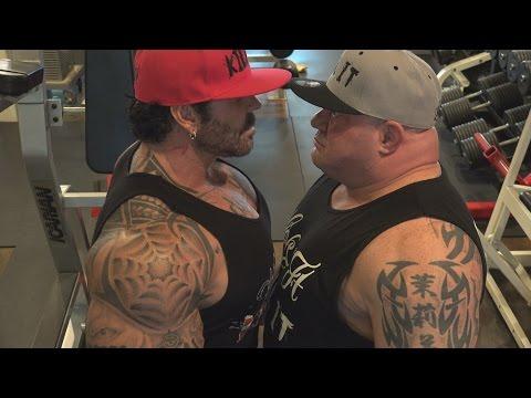 Bigger vs. Stronger - Rich Piana & Scot Mendelson
