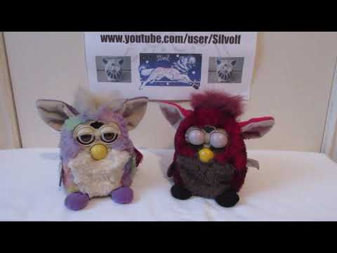 Fixed these two 90s Furbys!