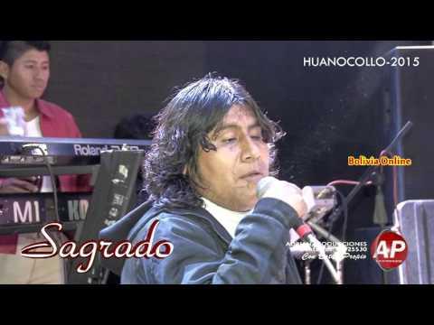 CUMBIA BOLIVIA - EDGAR COARI Y SU GRUPO SAGRADO EN VIVO 2015 HUANOCOLLO #8 (BOLIVIA ONLINE©)